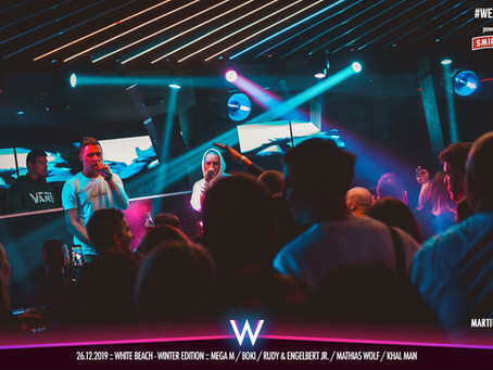 Rudy, Engelbert Jr. a DJ Bion vo Wclube - Fotky!