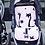 Thumbnail: ★ ריפודית לעגלה ורוד בייבי כוכבים