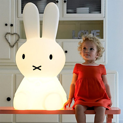 ★ מנורת ארנב (מיפי) ענקית