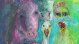 Buchveröffentlichung: Wir sind eins - Über den Wahnsinn der Mensch-Nutztier-Beziehung