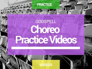 Choreo Practice Videos