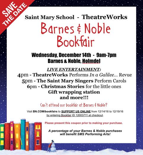 Barnes & Noble Performance Fundraiser