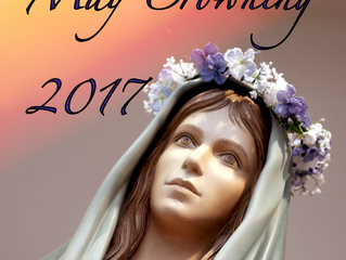 May Crowning 2017 Recordings