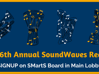6th Annual SoundWaves Recital