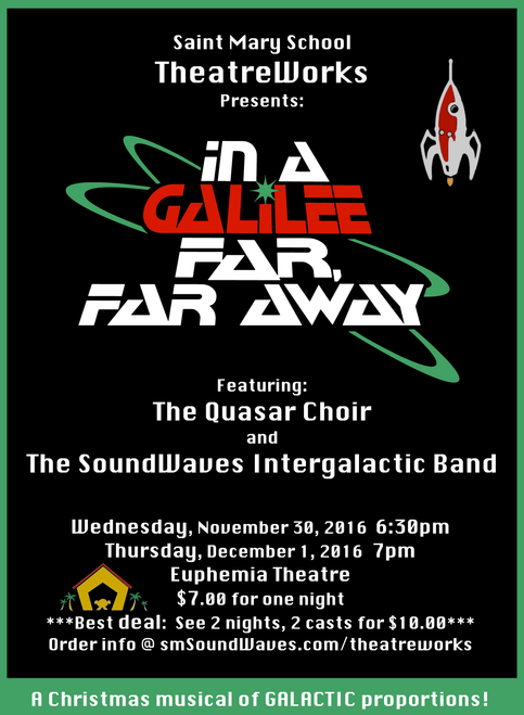 """""""In a Galilee..."""" Showtimes and Tix Info"""