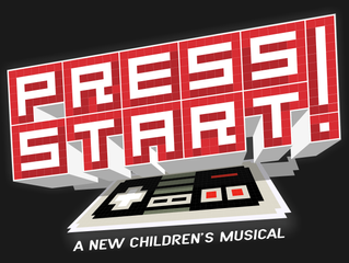 PRESS START Show -- Friday 6/30 @ 11am