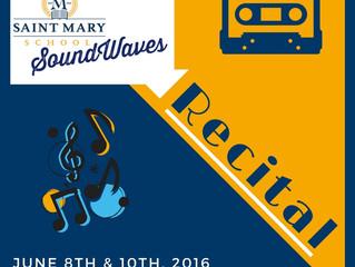 Spring Recital 2016 Recordings