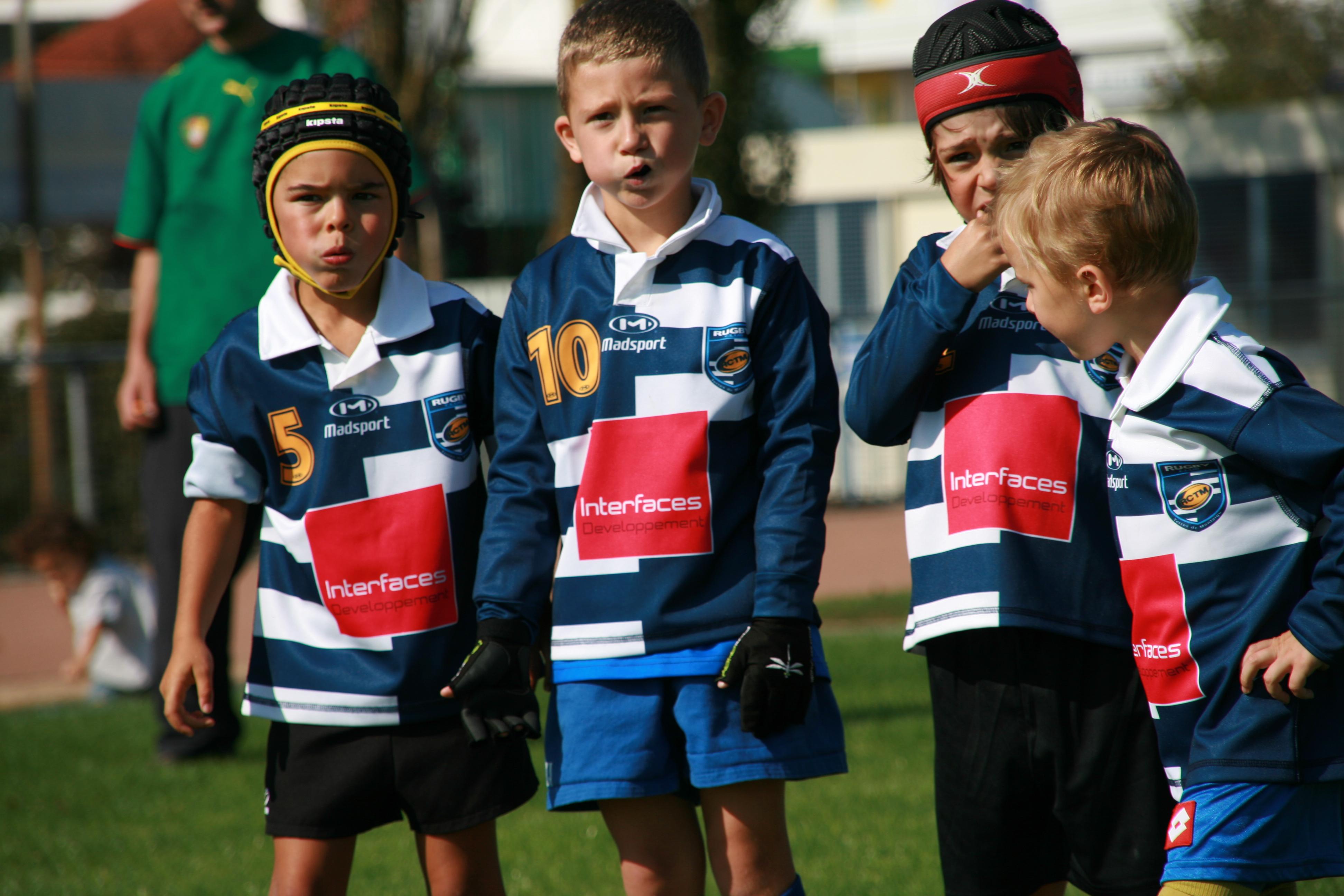 Ecole de Rugby labellisée FFR