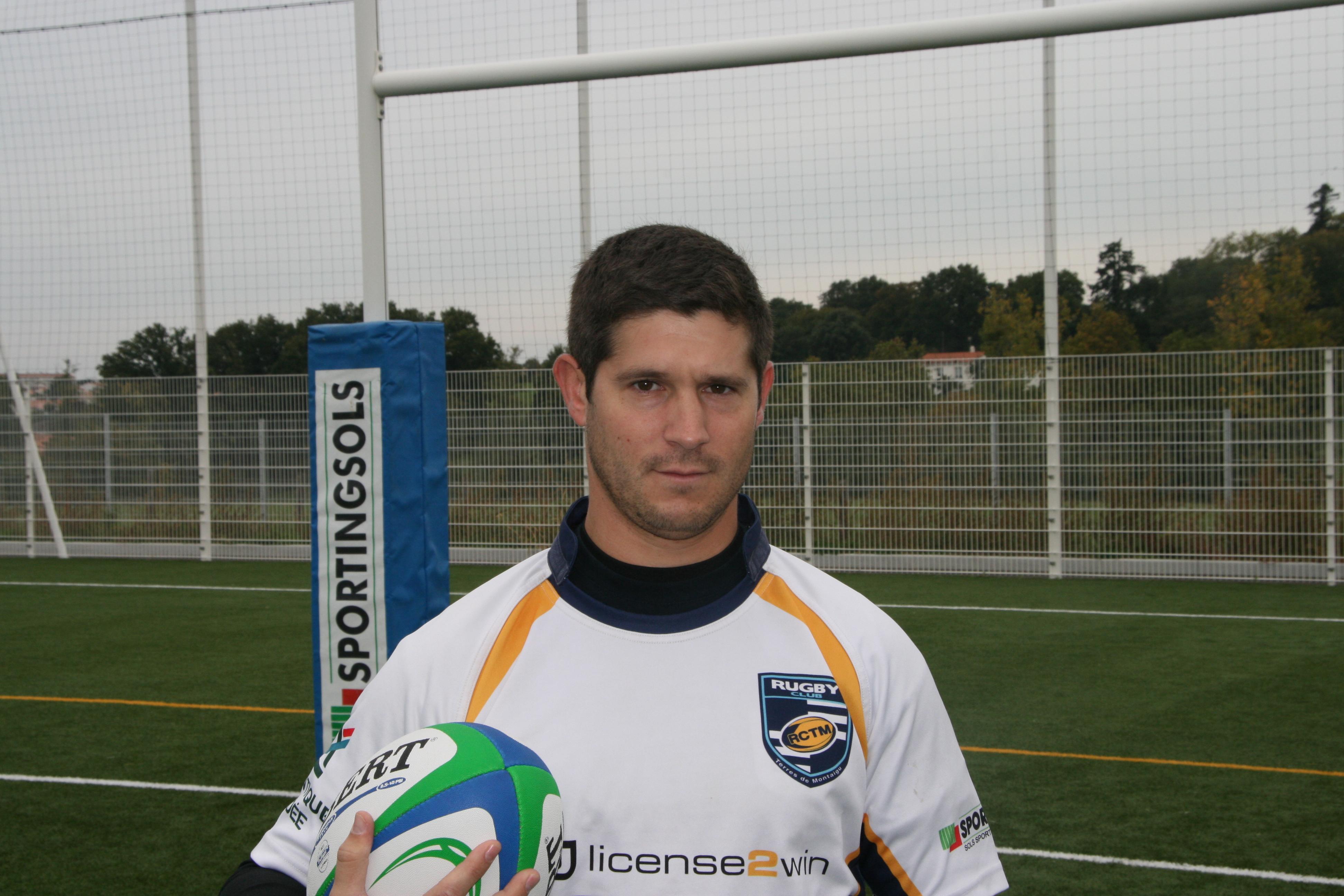 Victor Tenailleau - Arriere