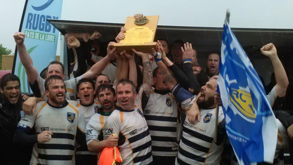 Equipe Seniors - Champion Régional