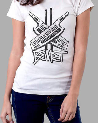 Bemet T-Shirt WOMEN WHITE