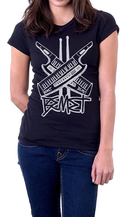 copy of Bemet T-Shirt WOMEN BLACK