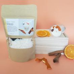 Kit Bougie Home, Laranja & Canela