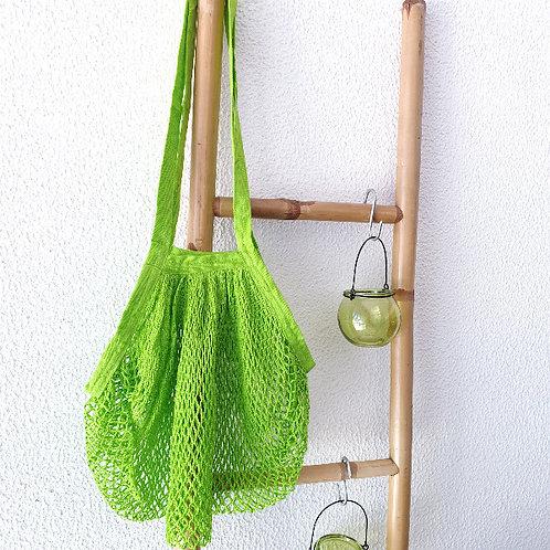 sacos 100%, sacos reutilizaveis algodão, saco de rede, saco de rede para compras