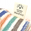 discos desmaquilhantes reutilizáveis, algodão biológico, algodão biológico tecido