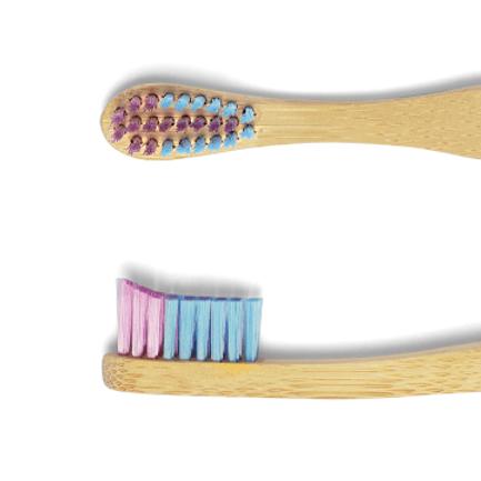 escova de dentes, escova de dentes criança, escova de dentes bambu, escova bambu, embalagem de cartão