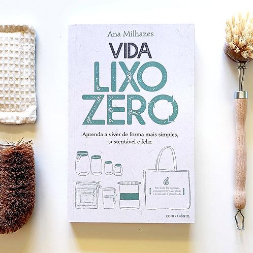 vida lixo zero, autora do livro vida lixo zero, livro desapego, desperdício zero