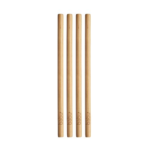Palhinhas de Bambú