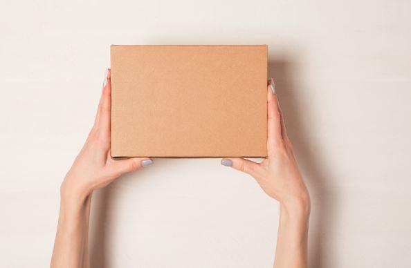 os nossos produtos dentro uma caixinha