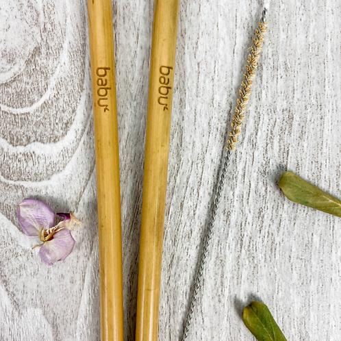 escovilhão, escovilhão palhinhas, palhinhas de bambu, palhinhas de inox