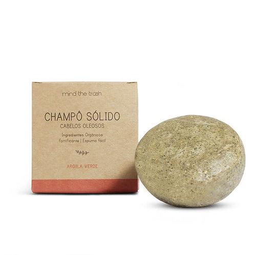 Champô Sólido - Cabelos Oleosos