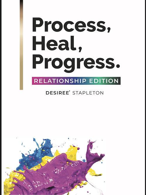FMYX: PROCESS HEAL PROGRESS (Relationship Edition) E-Version of Book