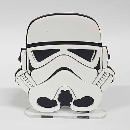 Storm Trooper with stand - Starwars
