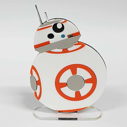 BB-8 with stand - Starwars