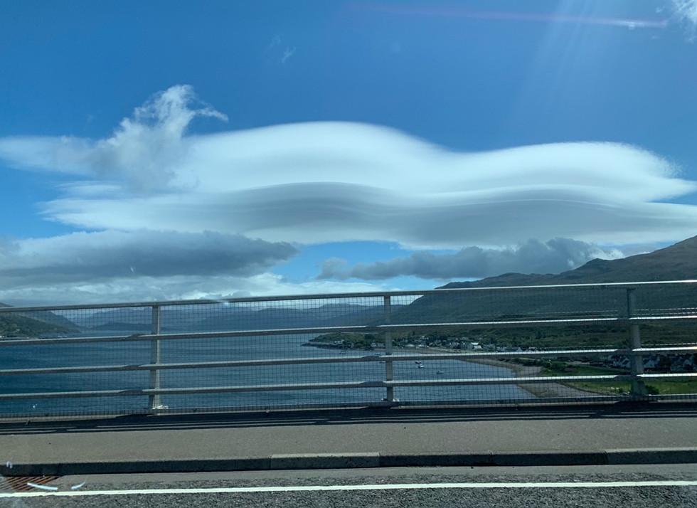 Isle of Skye wave