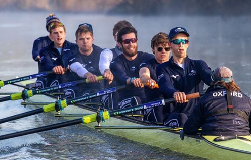 OUBC Blue Boat 2020