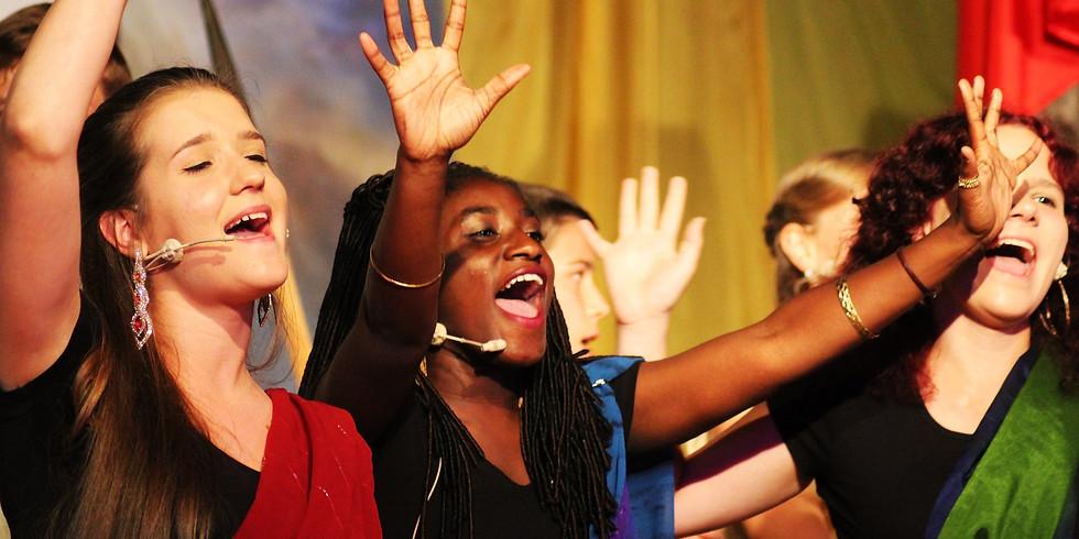 Restitution Théâtre Ados & Adultes de l'École des Arts • Groupe 15-18 ans