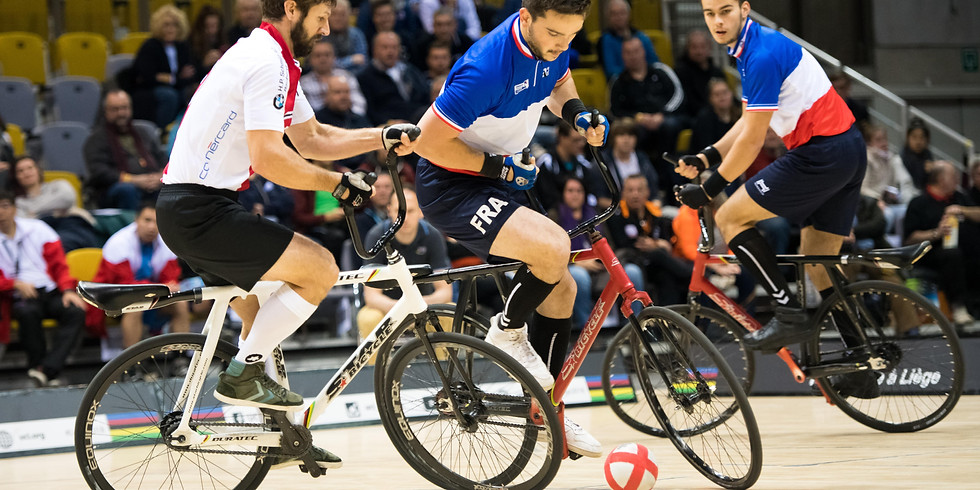Cycle Balle • Cyclisme artistique