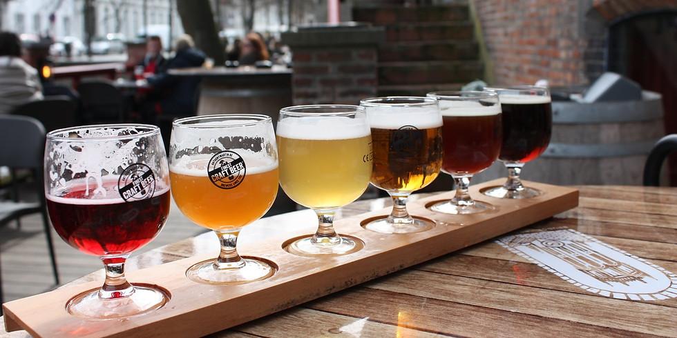 Nocturne de la bière artisanale