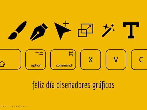 ✒🖌✏ Feliz día Diseñadores Gráficos del Mundo ✒🖌✏