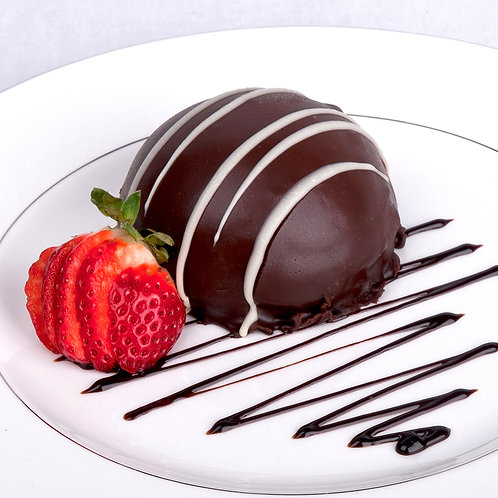 Chocolate Mousse Bomb