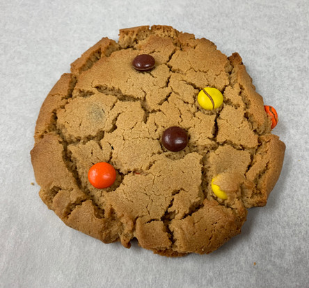 Large Peanut Butter Cookie