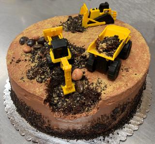 Tonka Cake