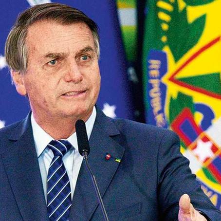 Brasil: Bolsonaro asegura que Lula solo volvería a la presidencia de Brasil con fraude electoral