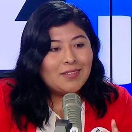 """Betssy Chávez tras cambio de vocero: """"No hay castillistas ni cerronistas"""""""