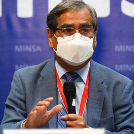 Ministro de Salud: Se ha comenzado a vacunar ciudadanos extranjeros que se encuentran en el país