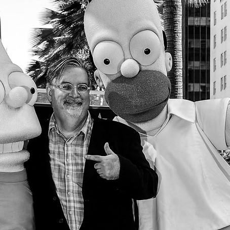 """Falleció creador de """"Los Simpson"""" a los 65 años"""