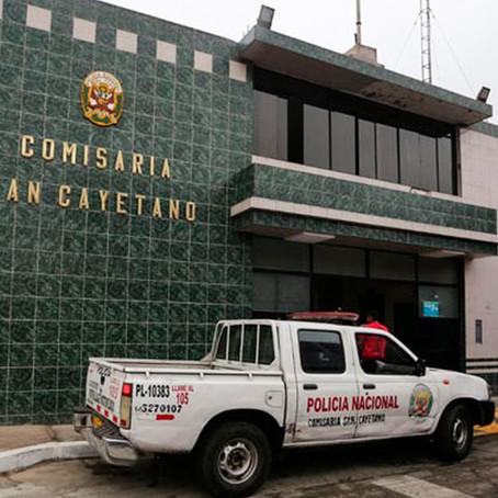 Un Alférez de la comisaría de San Cayetano es denunciado por violación