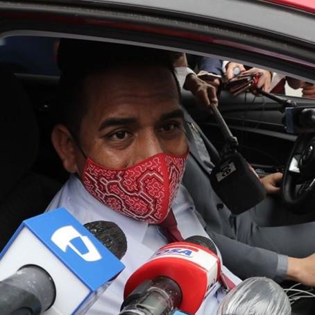 """ELVIS VERGARA: """"KEIKO NO VA A RESPETAR LOS RESULTADOS"""""""