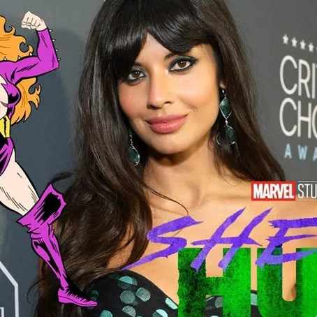 Jameela Jamil interpretará a Titania, la villana de la serie She-Hulk