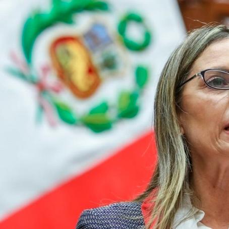 """María del Carmen Alva Prieto: """"El Gobierno debe respetar nuestras competencias"""""""