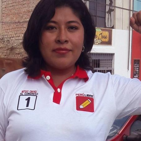 """Betssy Chávez: """"Hablar de una nueva elección es un acto de inmadurez política"""""""