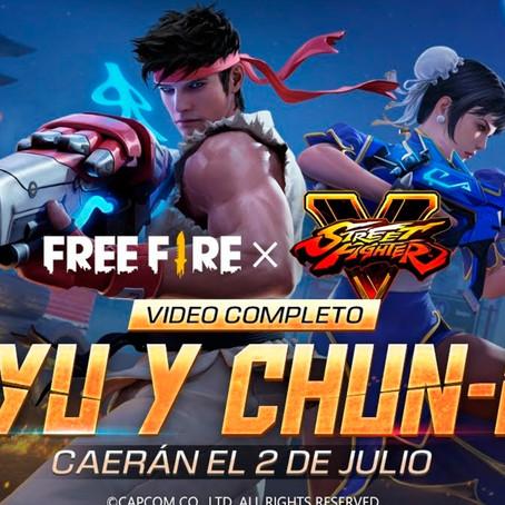 Free Fire: Códigos del Juego del 11 de julio para canjear premios