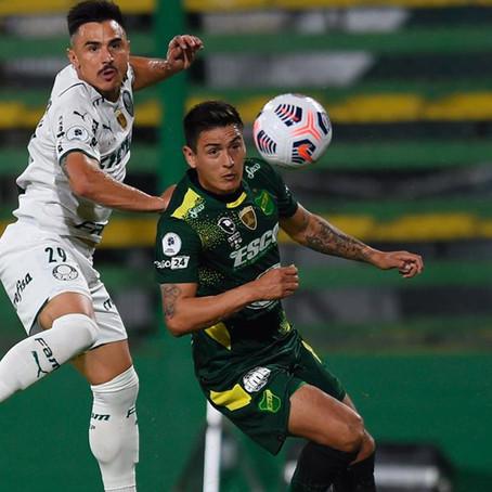 Palmeiras empata previo al debut en Copa Libertadores frente a Universitario