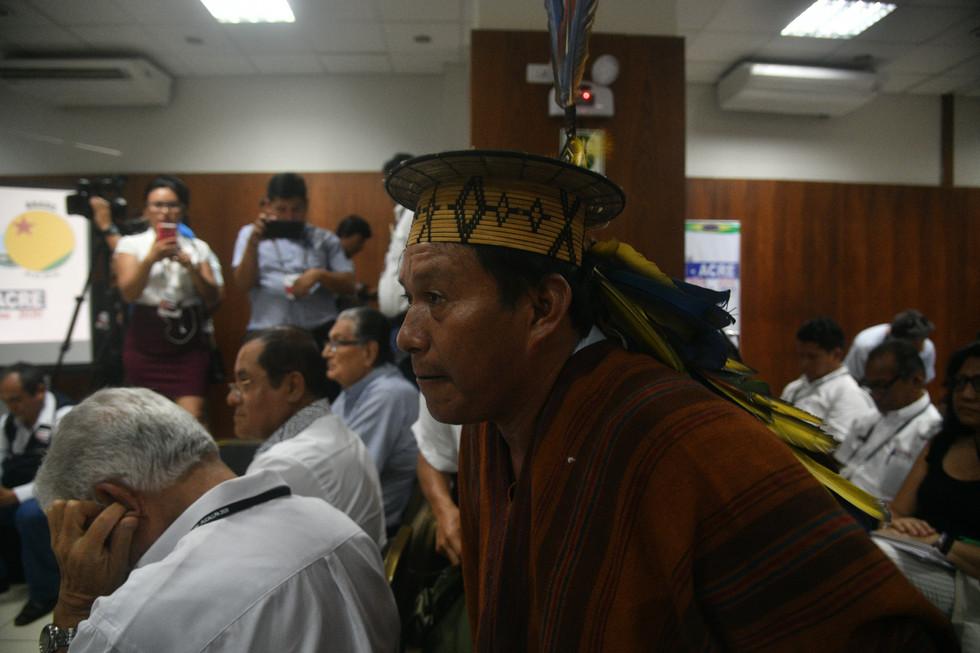 Encuentro con autoridades de Brasil