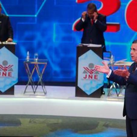 "Daniel Urresti sobre segunda vuelta: ""Estoy en el grupo de indecisos"""